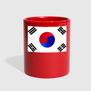 republic of korea - Full Color Mug