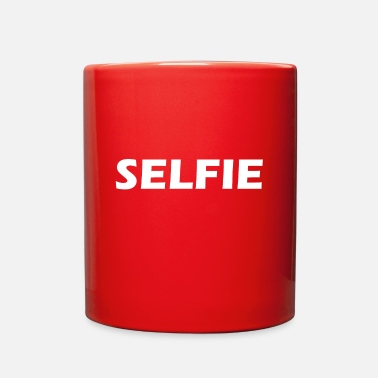 Selfie selfie - Full Color Mug