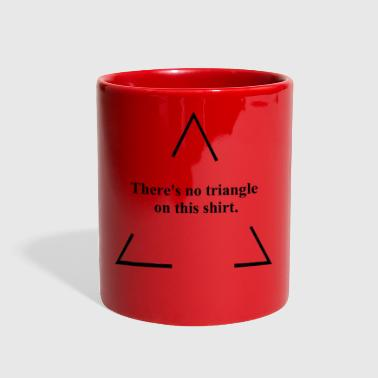 No Triangle - Full Color Mug