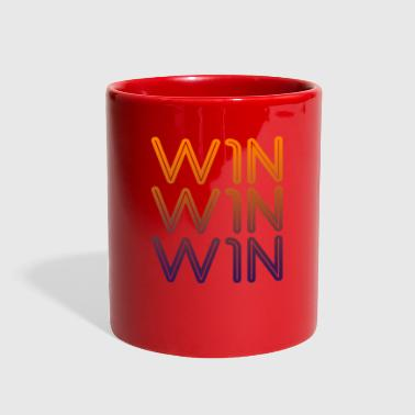 Win win win win - Full Color Mug