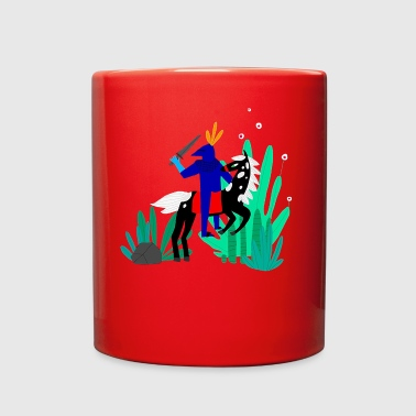 illustration - Full Color Mug