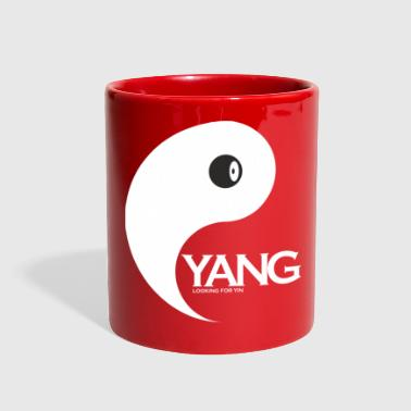 Yang as a couples design looks for Yin for couples - Full Color Mug