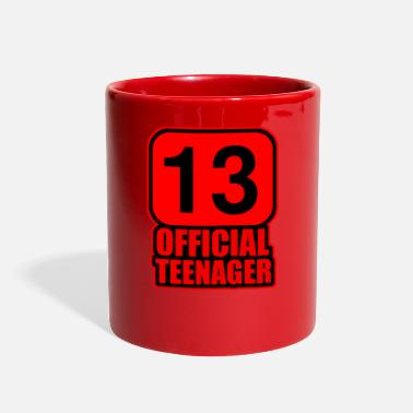 Official Person Official Teenager - Full Color Mug
