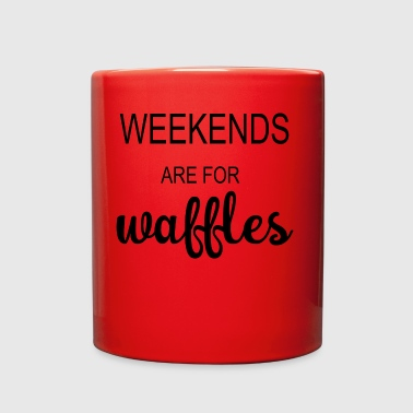 Weekend Weekend - Full Color Mug