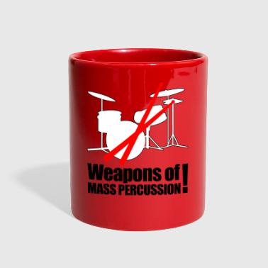 Weapons of mass Percussion - Full Color Mug