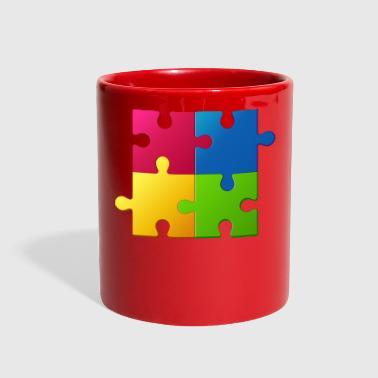 Puzzle Puzzle - Full Color Mug
