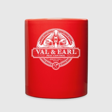Val and Earl Pest Control - Full Color Mug