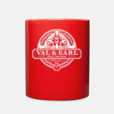 Pest Val and Earl Pest Control - Full Color Mug