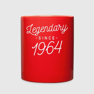 1964 Legendary since 1964 - Full Color Mug