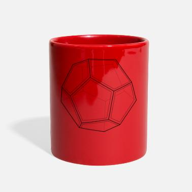 Hexagon Hexagone - Full Color Mug