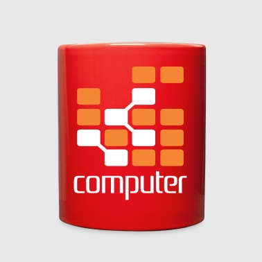Computer Computer - Full Color Mug