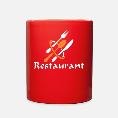 Restaurant Restaurant - Full Color Mug