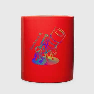 Telescope - Full Color Mug