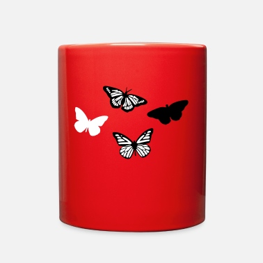 Butterfly Butterflies, Butterfly - Full Color Mug