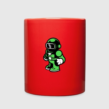 The Modern Spaceman - Full Color Mug