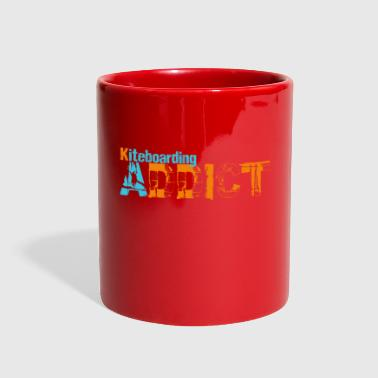 Kiteboarding addict - Full Color Mug