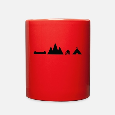 Outdoor Outdoor - Full Color Mug