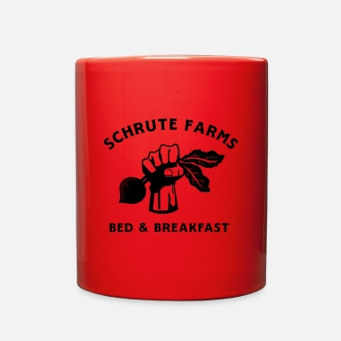 Schrute Farms - Full Color Mug