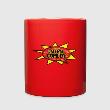 Gateway Comedy Shirt Design - Full Color Mug