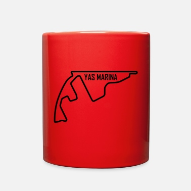 Uae UAE Circuit - Full Color Mug