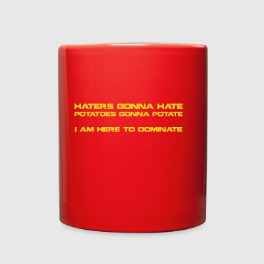 Potate Dominate - Full Color Mug