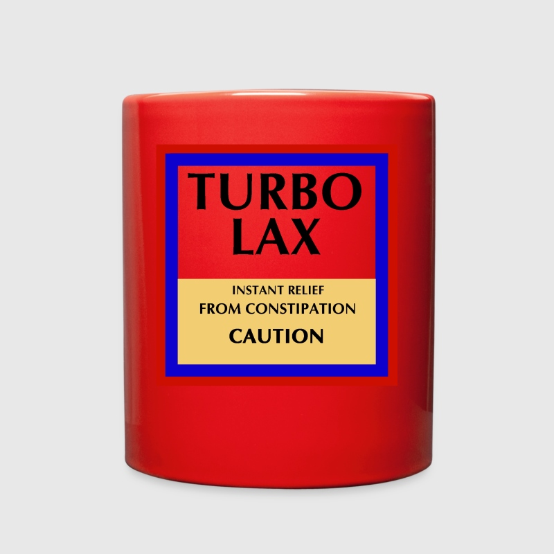 Turbo Lax - Full Color Mug