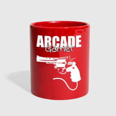 Arcade Gamer - Gaming Design - Full Color Mug