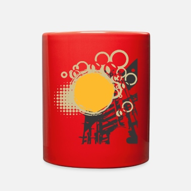 Shape Shapes - Full Color Mug