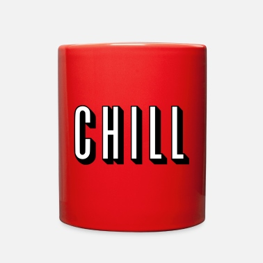 Tinder Chill [HQ] - Full Color Mug
