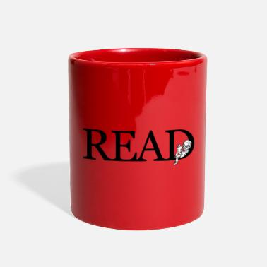Read READ - Full Color Mug
