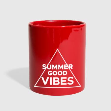 Summer good mood good vibes mood - Full Color Mug