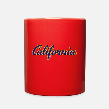 California California - Full Color Mug