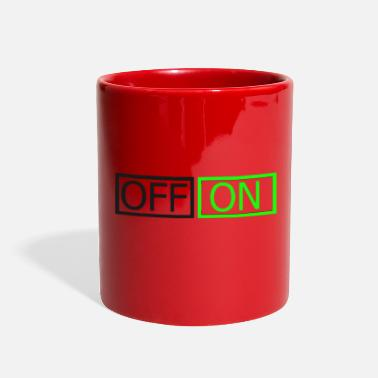Off Off On - Full Color Mug