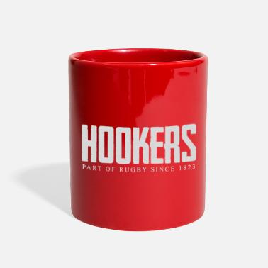 Hooker Hookers - Full Color Mug