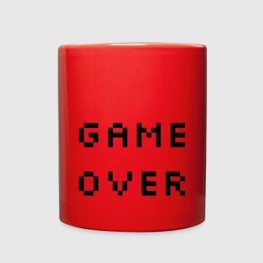 Over Game over - Full Color Mug