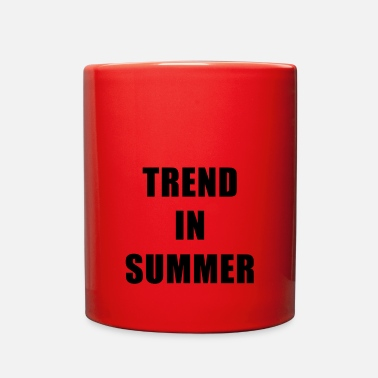 Summer Trend Trend In Summer - Full Color Mug