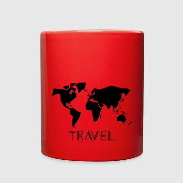travel - Full Color Mug