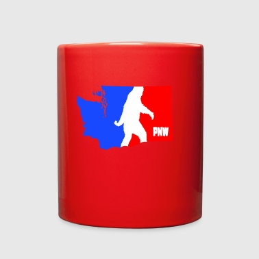 Stomping Grounds Washington - Full Color Mug