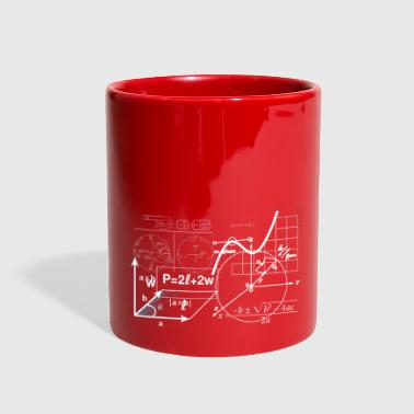 Geometry - Full Color Mug