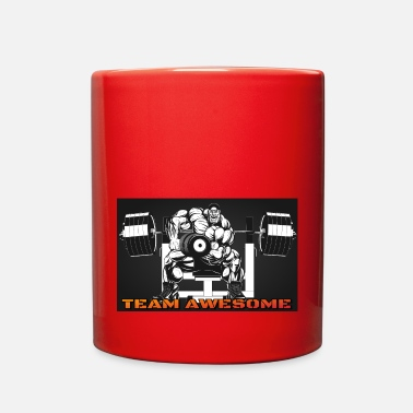 Team Awesome Team awesome - Full Color Mug
