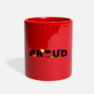 Proud proud - Full Color Mug
