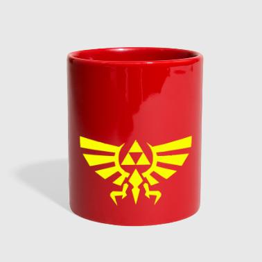 Triforce vectorized - Full Color Mug