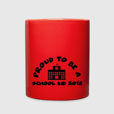 First day of school - Full Color Mug