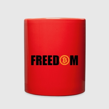 Freedom Freedom - Full Color Mug
