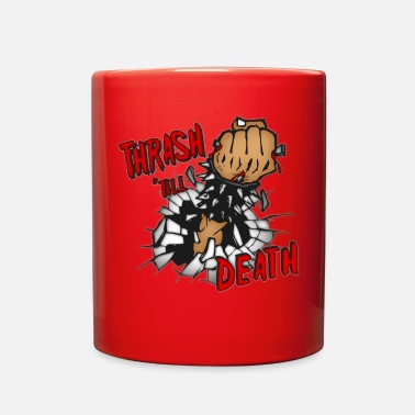 Thrash Thrash Death - Full Color Mug