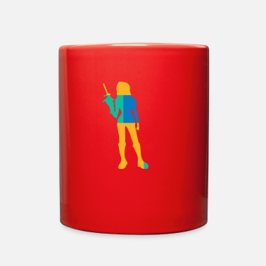 Girl girl - Full Color Mug
