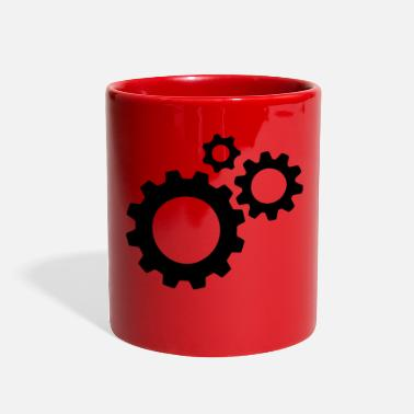 Gear gears - Full Color Mug