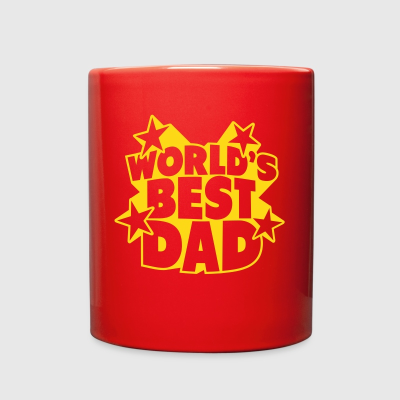World's best Dad - Full Color Mug