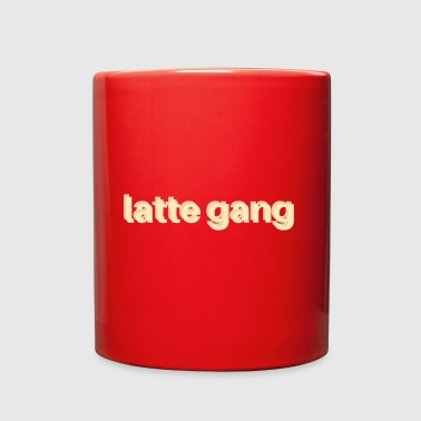 Latte gang - Full Color Mug