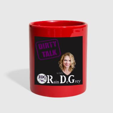 Dirty Talk with Rain DeGrey Accessories - Full Color Mug